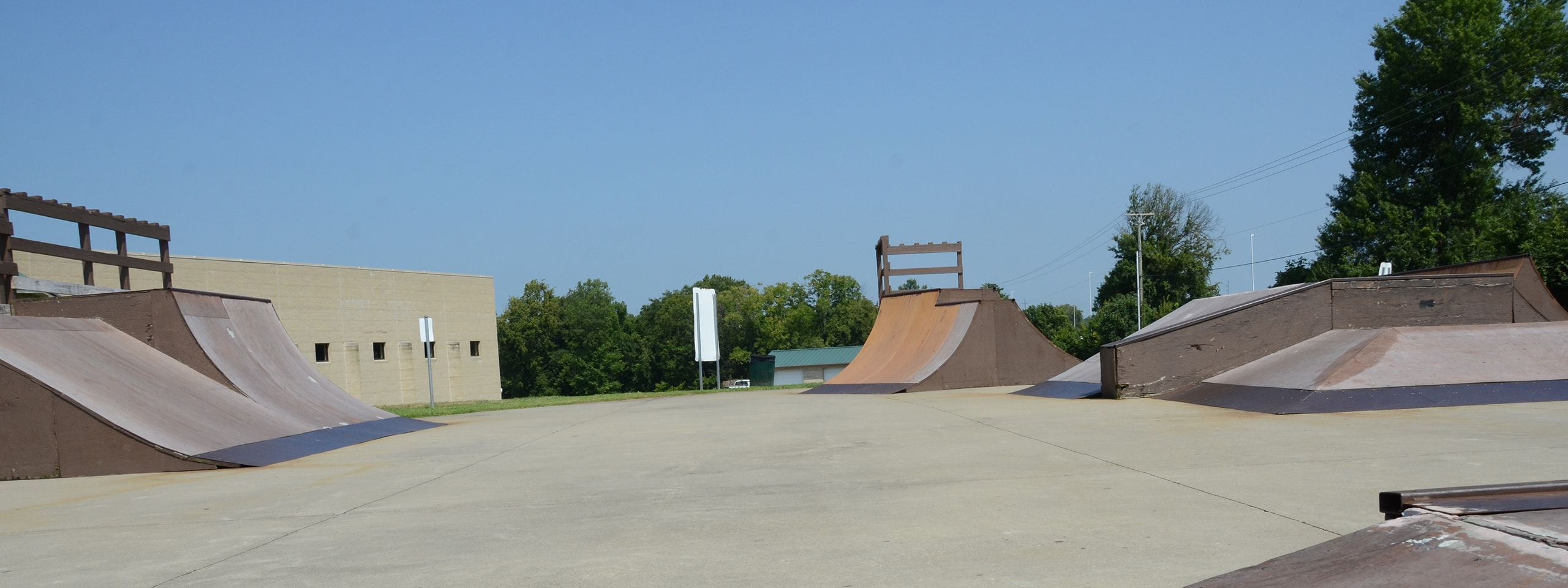 Skate Park At Pavilion Georgetown - Scott County Parks and Recreation